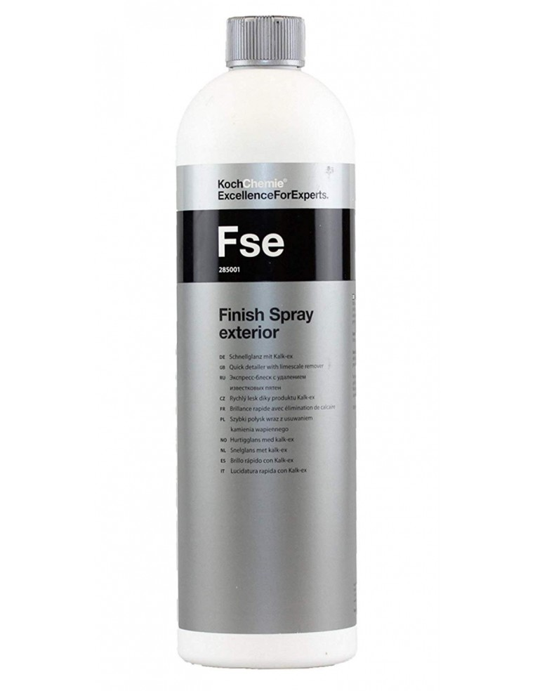 koch chemie fse quick detailer with limescale remover. Black Bedroom Furniture Sets. Home Design Ideas