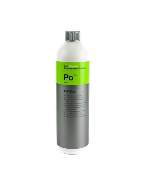 Koch Chemie Po Pol Star - odos, tekstilės ir alkantaros valiklis