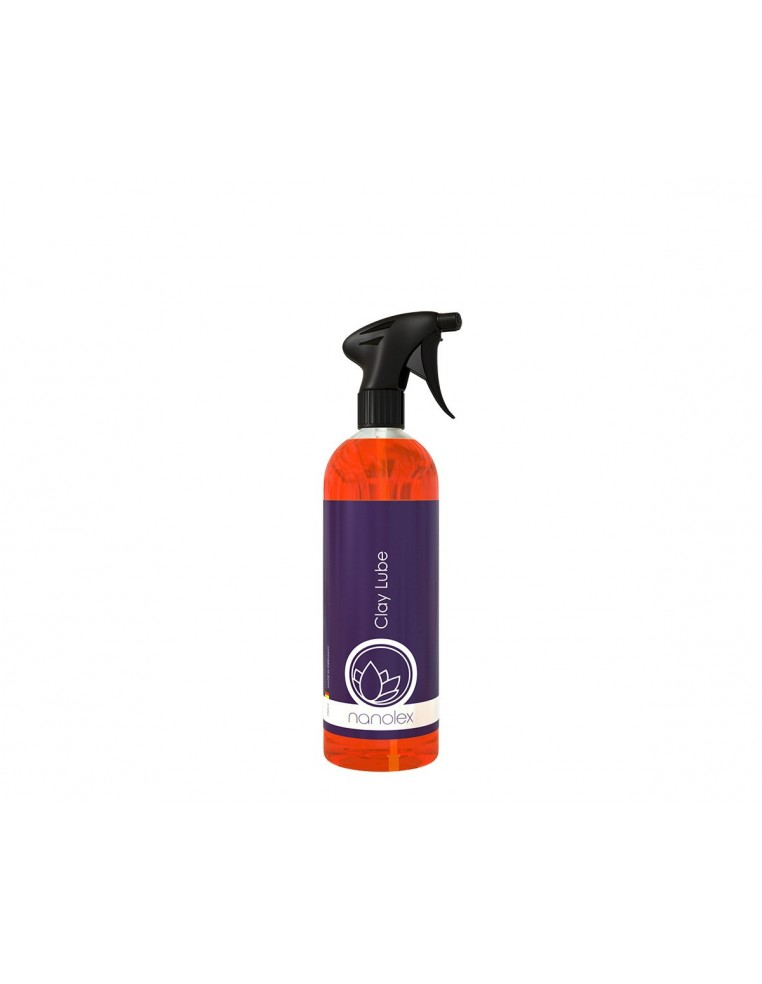 Nanolex Clay Lube is a mild, silicone-free lubricant