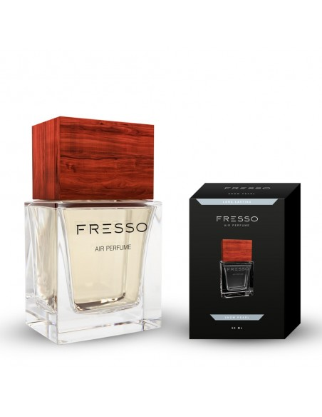 Fresso Snow Pearl car interior perfume 50 ml.
