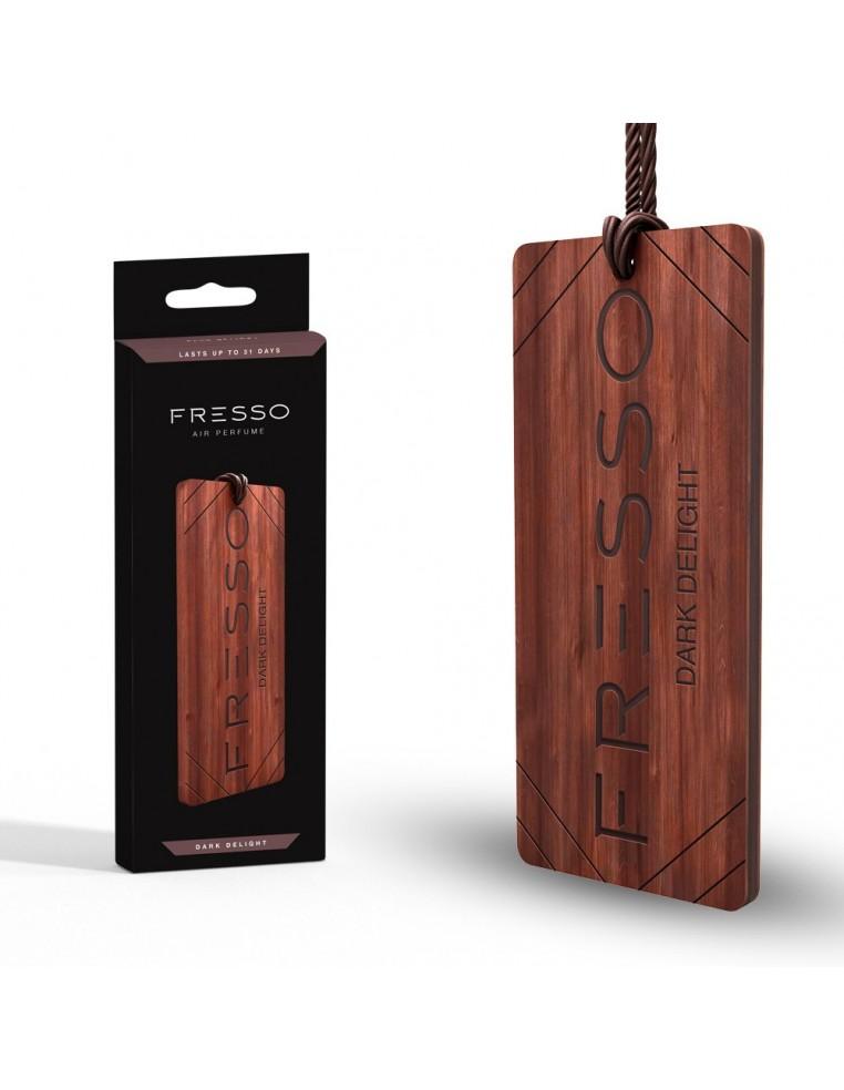 Fresso Wooden Hanger - Dark Delight