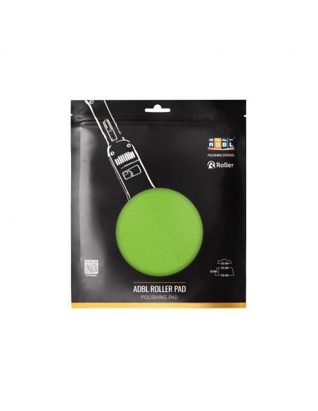ADBL Roller Pad Rot. Final Finish poliravimo kempinė (green)