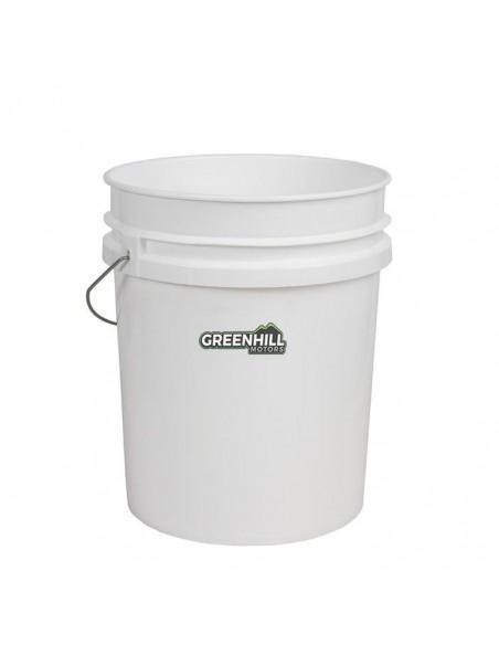 Luxus White Washing Bucket 20L