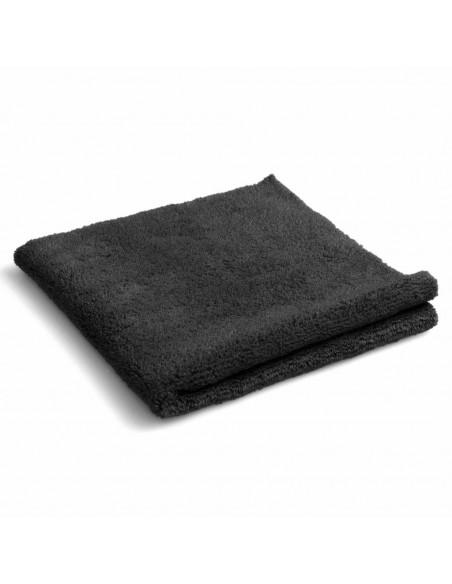 Luxus Laser Black microfiber cloth 40x40