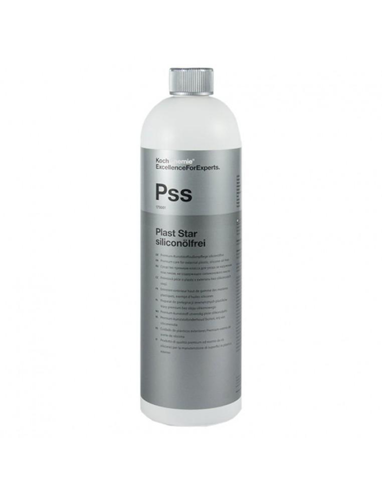 Koch Chemie Pss - Plast Star plastiko ir gumos atnaujinimo priemonė (be silikono)
