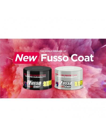 SOFT99 Fusso Coat 12 months vaškas (Šviesiems)