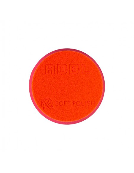 ADBL Roller Pad Rot. Soft Polishing  (Red)