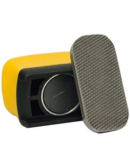 MIRKA Mini File 20x42mm Fine/Coarse - dildė lako nubėgimams šalinti