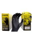 Black mamba Torque Grip nitrilo pirštinės 10 vnt. (L - XL)