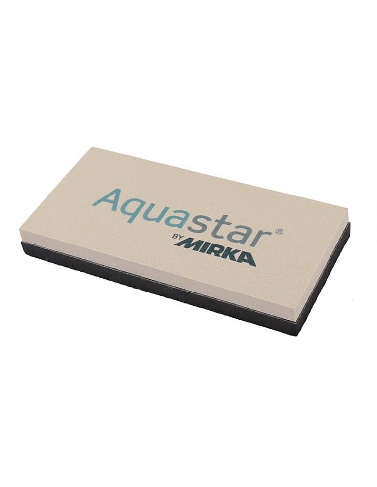 Mirka Aquastar handblock 125x60x12 - dvipusė šlifavimo kaladėlė