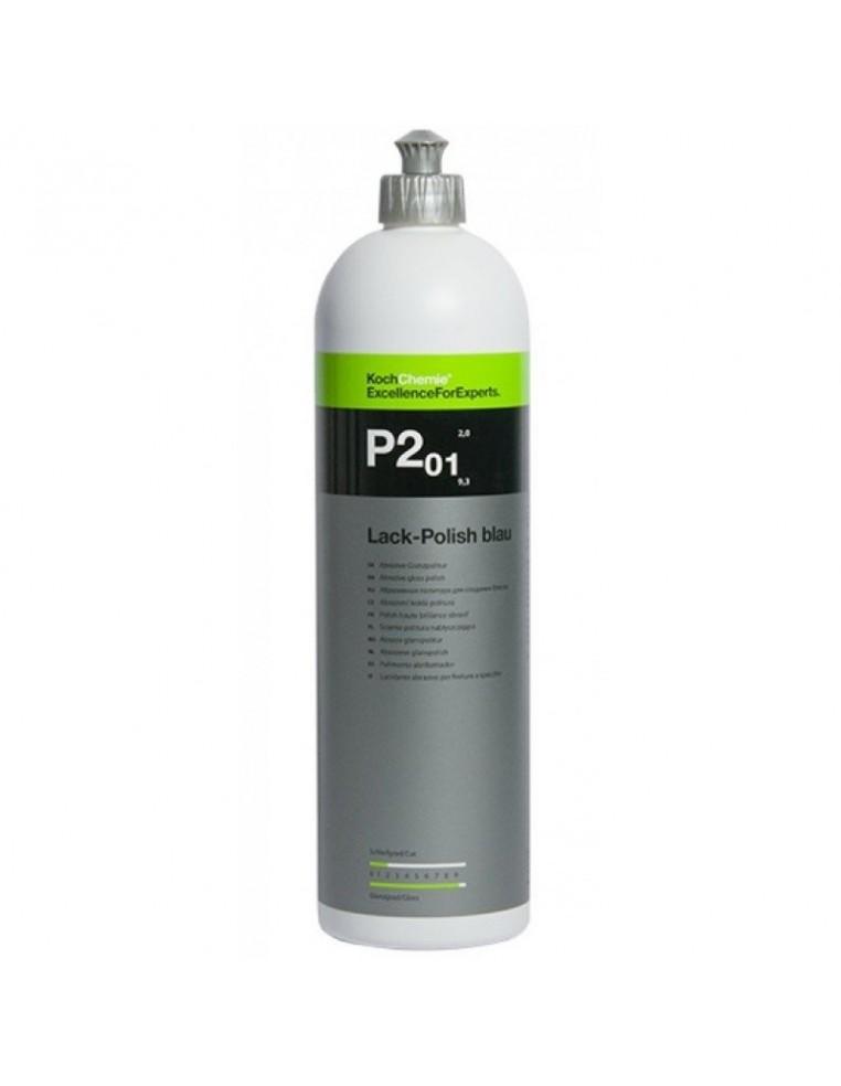 Koch-Chemie Lack-Polish blau P2.01 poliravimo pasta