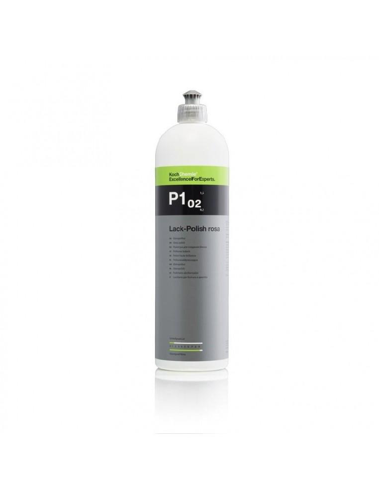 Koch-Chemie Lack-Polish rosa P1.02 poliravimo pasta