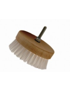 Luxus Round Drill Carpet Brush (medium)