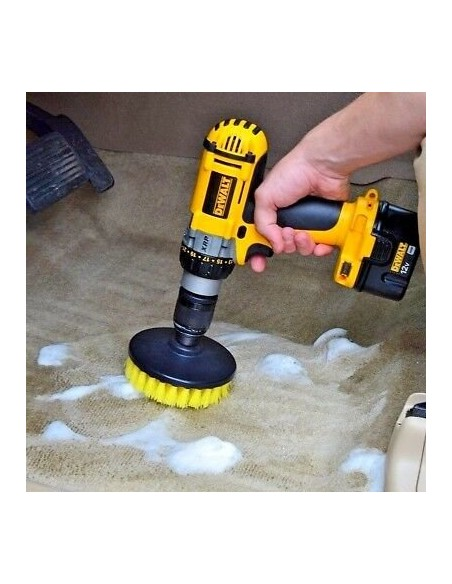 Luxus Round Carpet Brush (hard)