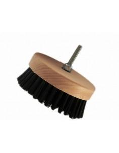 Luxus Round Drill Carpet Brush (hard)