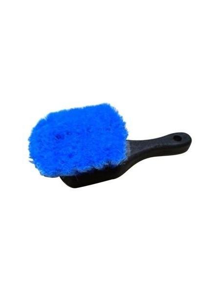Luxus Car Brush Short - šepetys kėbulo ir ratlankių valymui su trumpa rankena
