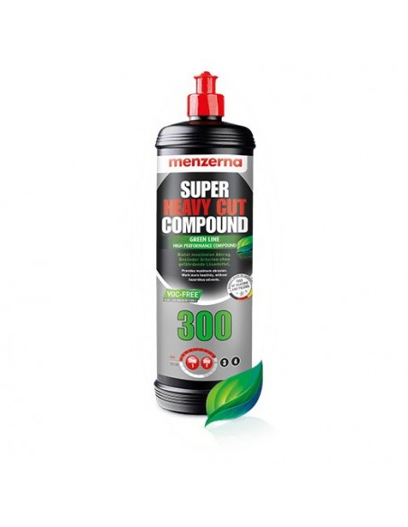 Menzerna Heavy Cut Compound 300 Green Line