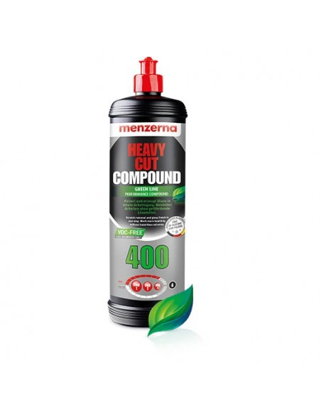 Menzerna Heavy Cut Compound 400 Green Line