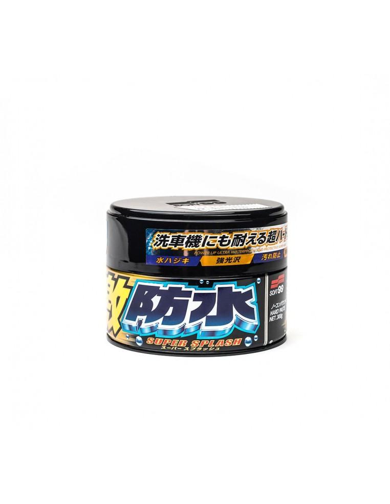SOFT99 Water Block Wax Gloss Type Dark & Black (NEW)