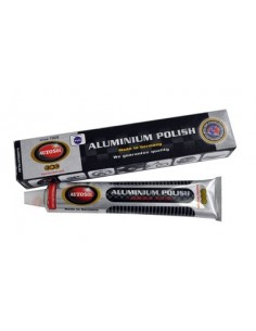 Autosol Anoduoto aliuminio polirolis
