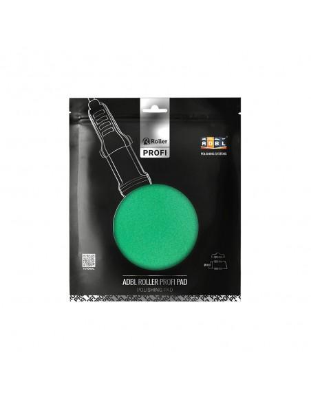 ADBL Roller EVO Pad 125 R (žalia) poliravimo kempinė