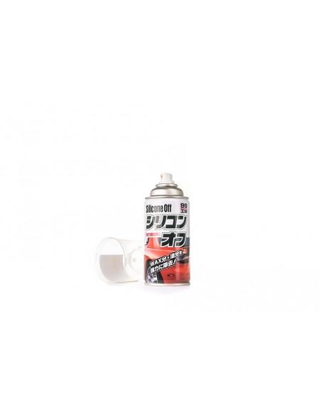 SOFT99 Silicone Off - Spirit (nuriebalintojas)