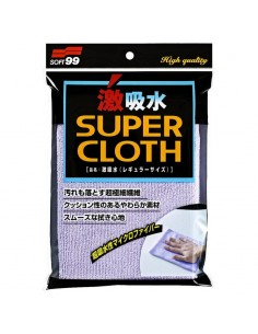 SOFT99 Super Water Absorbent Regular Size