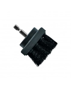 ADBL Twister Medium Round Textile Brush
