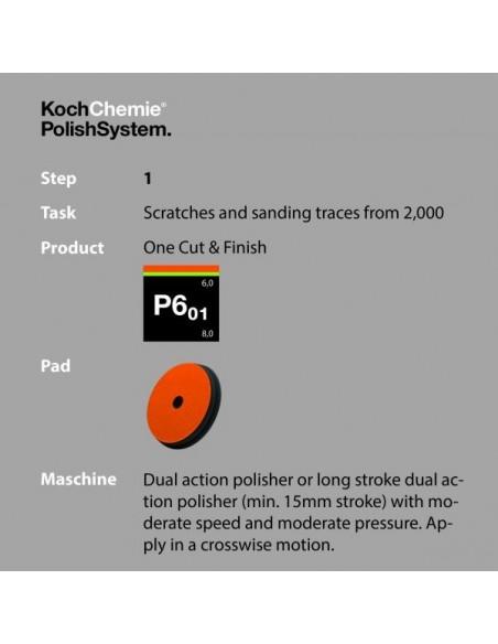 Koch Chemie P6.01 One Cut & Finish