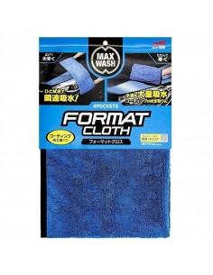 SOFT99 Max Wash 4 Pockets drying towel