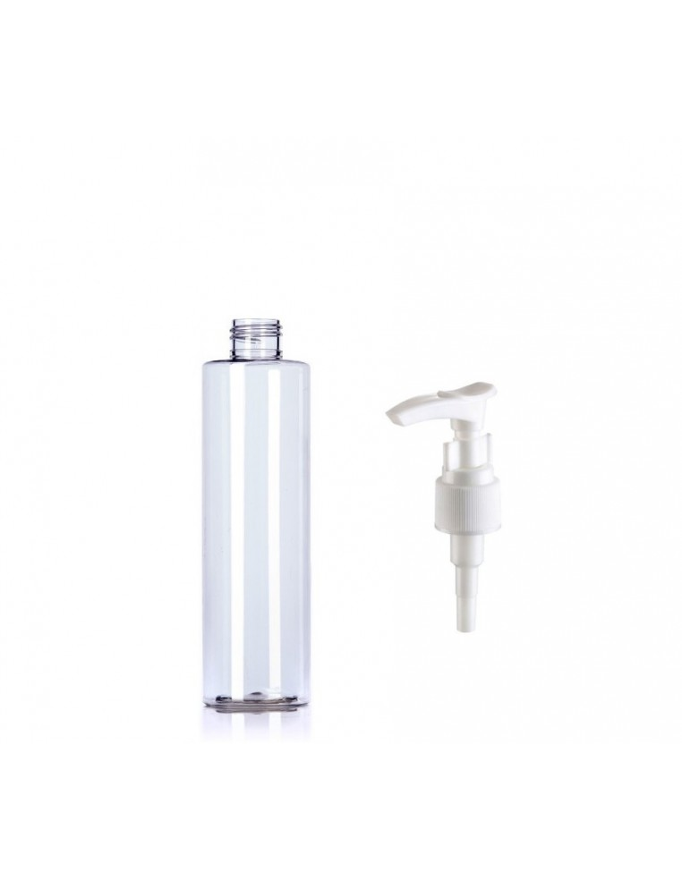Luxus Pump Bottle 250ml with dosing pump