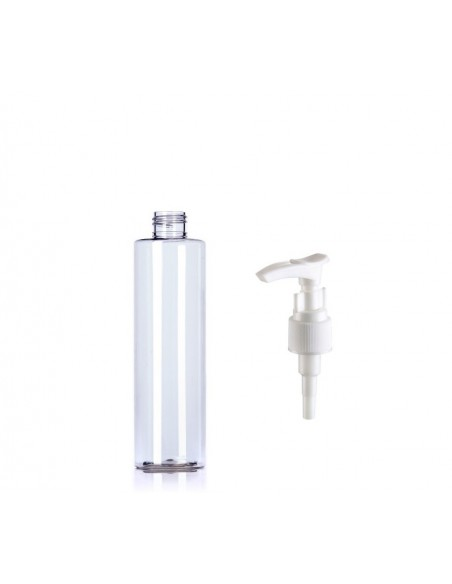 Luxus Pump Bottle 250ml. buteliukas su dozatoriumi