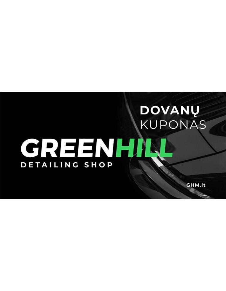 Greenhill Motors Dovanų kuponas