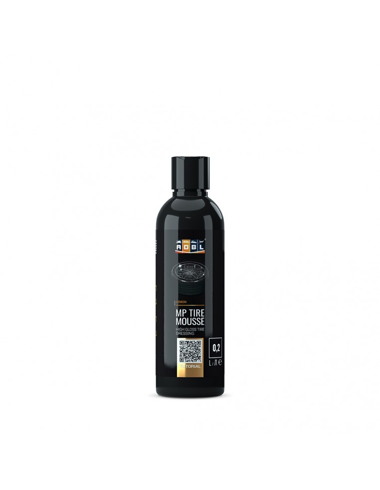ADBL MP Tire Mousse high gloss tire dressing