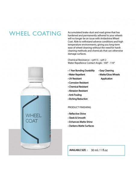 Artdeshine Wheel Coat