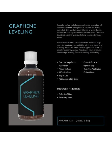 Artdeshine Graphene Leveling