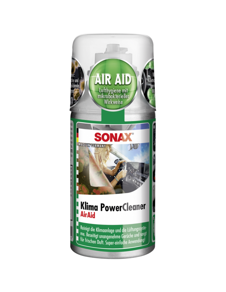 SONAX Klima Power Cleaner Air Aid
