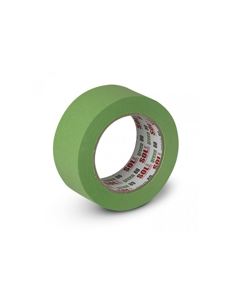 Green 80 Lipni maskavimo juosta 48mm x 50m