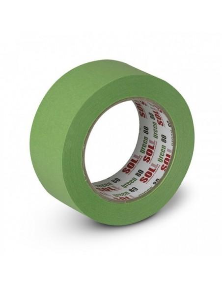 Green 80 Masking tape 48mm x 50m