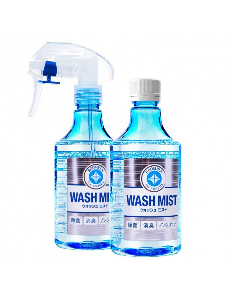 SOFT99 Wash Mist + Refill universalus interjero valiklis + papildymas