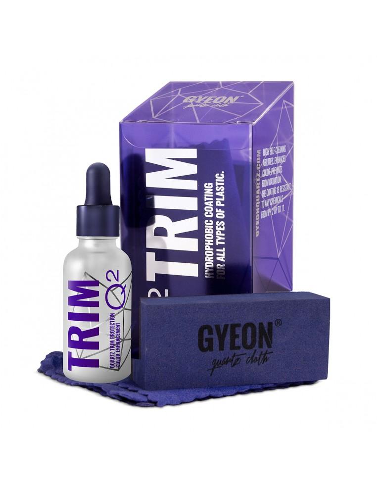 GYEON Q² Trim quartz based trim coating
