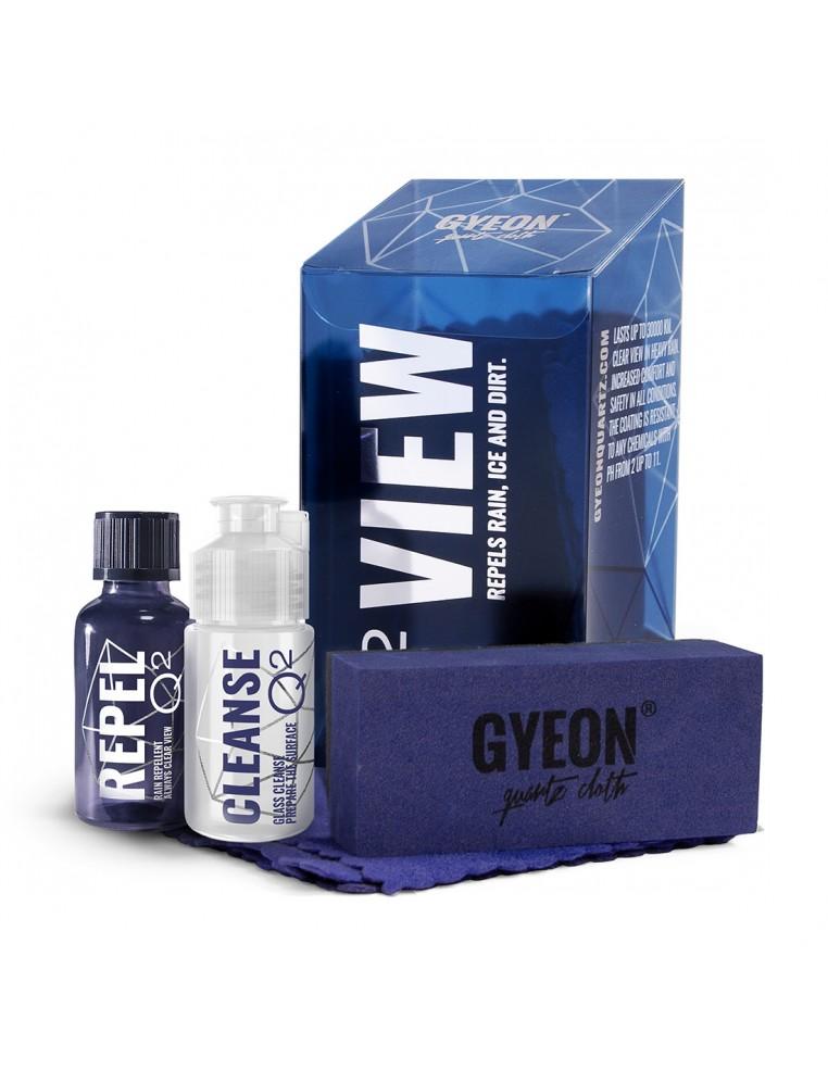 GYEON Q² View rain repellent
