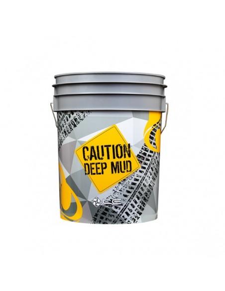 Liquid Elements DeepMud washing bucket incl. insert and lid