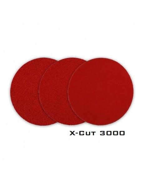 Rupes X-Cut Foam Sanding Discs (3000 grit)