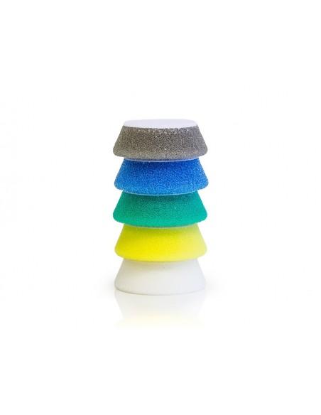 Rupes Nano polishing pad 6 Pack 40 mm