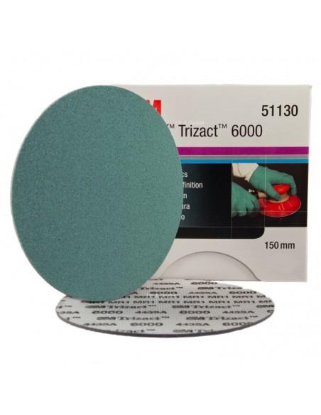 3M Trizact šlifavimo diskelis 150mm.