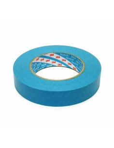 3M masking tape 343B, BLUE 19 mm X 50 m