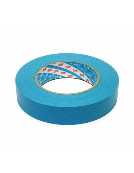 3M masking tape 343B, BLUE 19 mm X 50 m