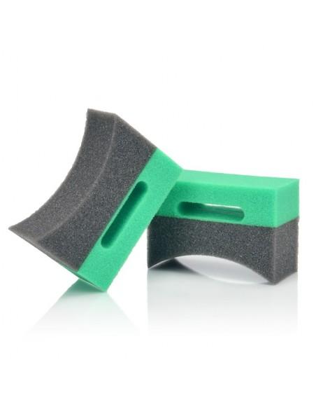 Luxus Tyre Padangų juodinimo kempinėlė-aplikatorius