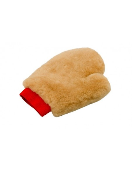 Flexipads Merino Super Soft Lambskin Wash Thumb Mitt
